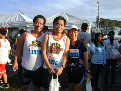 Jun, Sam, & me